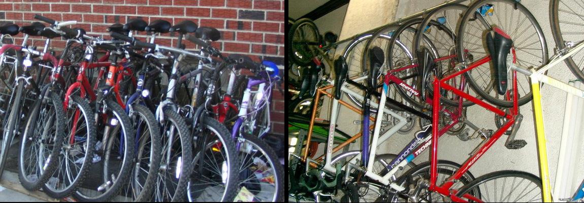 Hundreds of Bikes for Sale!